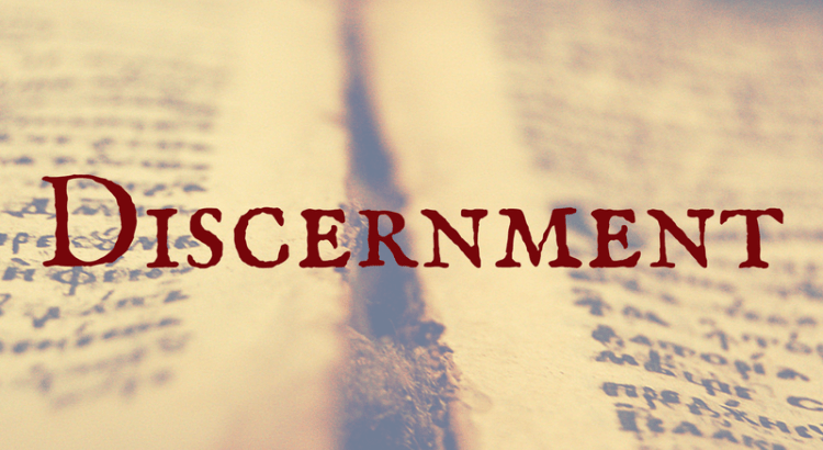 how to use spiritual gift of discernment